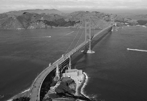 2005 Pont Golden Gate, CA, Etats-Unis